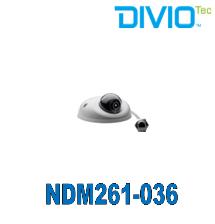 CAMERA IP DIVIOTEC NDM261-036