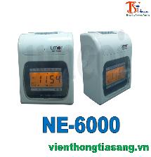 MÁY CHẤM CÔNG THẺ GIẤY NE-6000