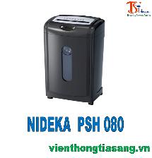 MÁY HỦY GIẤY NIDEKA  PSH 080