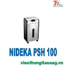 MÁY HỦY GIẤY NIDEKA PSH 100