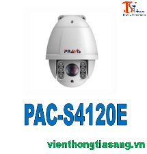 CAMERA SPEED DOME PRAVIS PTZ PAC-S4120E
