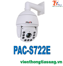 CAMERA SPEED DOME PRAVIS PTZ PAC-S722E