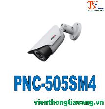 CAMERA IP PRAVIS DẠNG THÂN PNC-505SM4