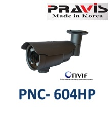 Camera IP Pravis PNC-604HP