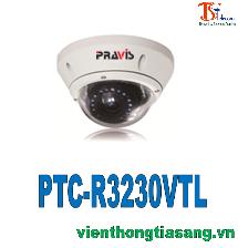 CAMERA PRAVIS DÒNG HD-TVI DẠNG DOME PTC-R3230VTL