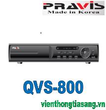 ĐẦU GHI HÌNH ANALOG PRAVIS QVS-800