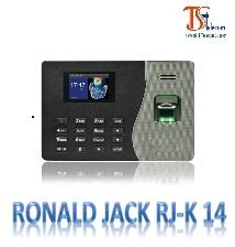 Máy Chấm Công Vân Tay RONALD JACK RJ-K 14