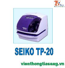 MÁY ĐÓNG CÔNG VĂN SEIKO TP-20