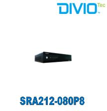 ĐẦU GHI HÌNH IP DIVIOTEC SRA212-080P8