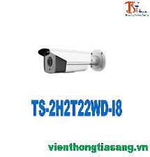 CAMERA IP TRỤ HỒNG NGOẠI 2.0 MP TS-2H2T22WD-I8