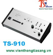THIẾT BỊ TRUNG TÂM HỘI THẢO KHÔNG DÂY TOA TS-910