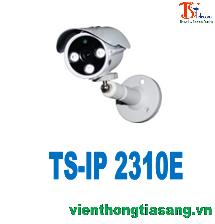 CAMERA IP THÂN HỒNG NGOẠI 1.0 MP TISATEL TS-IP 2310E