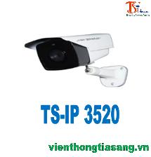 CAMERA IP THÂN HỒNG NGOẠI 2.0 MP TISATEL TS-IP 3520