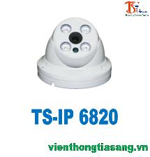 CAMERA IP DOME HỒNG NGOẠI 2.0 MP TISATEL TS-IP 6820