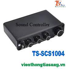TÍCH HỢP HỆ THỐNG ĐIỀU KHIỂN ÂM THANH TS-SCS1004