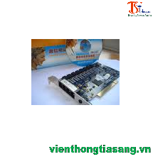 Card ghi âm tổng đài Tansonic 16 port, PCI