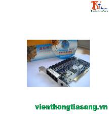 Card ghi âm tổng đài Tansonic 32 port, PCI