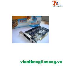 Card ghi âm tổng đài Tansonic 8 port, PCI