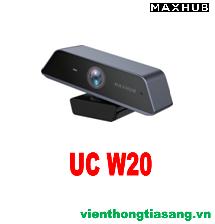 WEBCAM HỘI NGHỊ MAXHUB UC W20