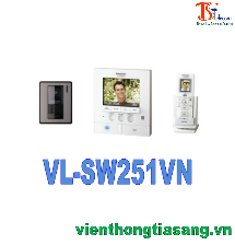 MÀN HÌNH CHUÔNG CỬA MÀU PANASONIC VL-SW251VN