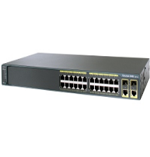 Switch Cisco Catalyst WS-C2960-24TC-L