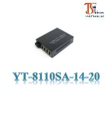 MEDIA CONVERTER YT-8110SA-14-20