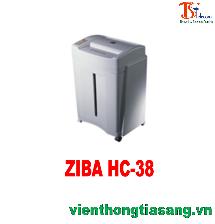 MÁY HỦY GIẤY ZIBA HC-38