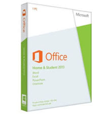 Office Home and Student 2013 32-bit/x64 English (79G-03570)
