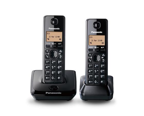 Điện thoại không dây Panasonic KX-TG2712