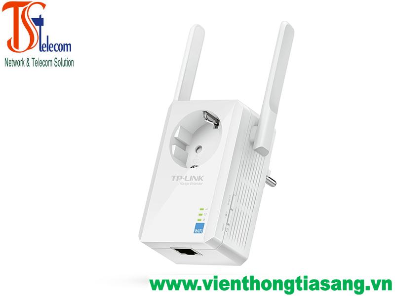 Hướng dẫn cấu hình thiết bị mở rộng sóng Wifi TP-Link TL-WA860RE.