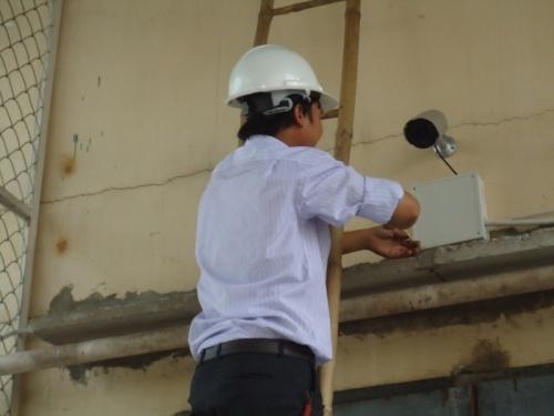 Bảo trì hệ thống camera quan sát
